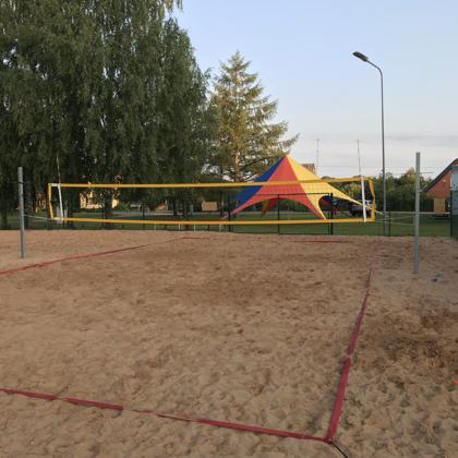 Pierīgas novadu pludmales volejbola sacensības